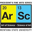 art of science and science of art at montana state university